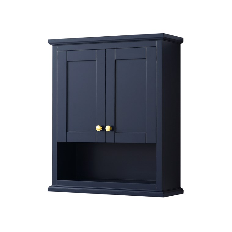 Avery Over-Toilet Wall Cabinet - Dark Espresso Copy WC-2323-WC-BLU
