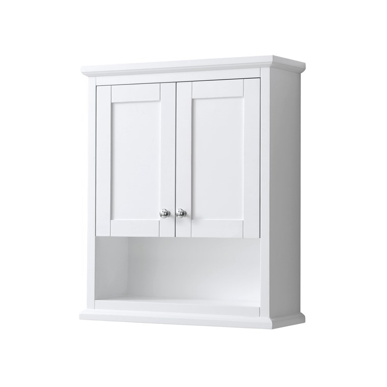 Avery Over-Toilet Wall Cabinet - Dark Espresso Copy Copy Copy WC-2323-WC-WHT