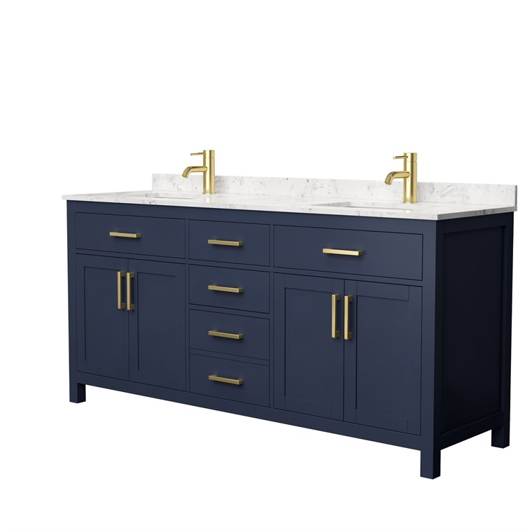 "Daria 48"" Single Bathroom Vanity by Wyndham Collection - Dark Espresso WC-2525-48-SGL-VAN-DES"