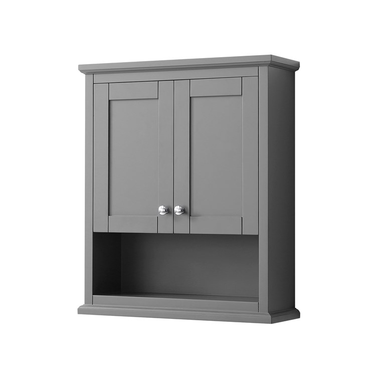 Avery Over-Toilet Wall Cabinet - Dark Espresso Copy Copy WC-2323-WC-DKG