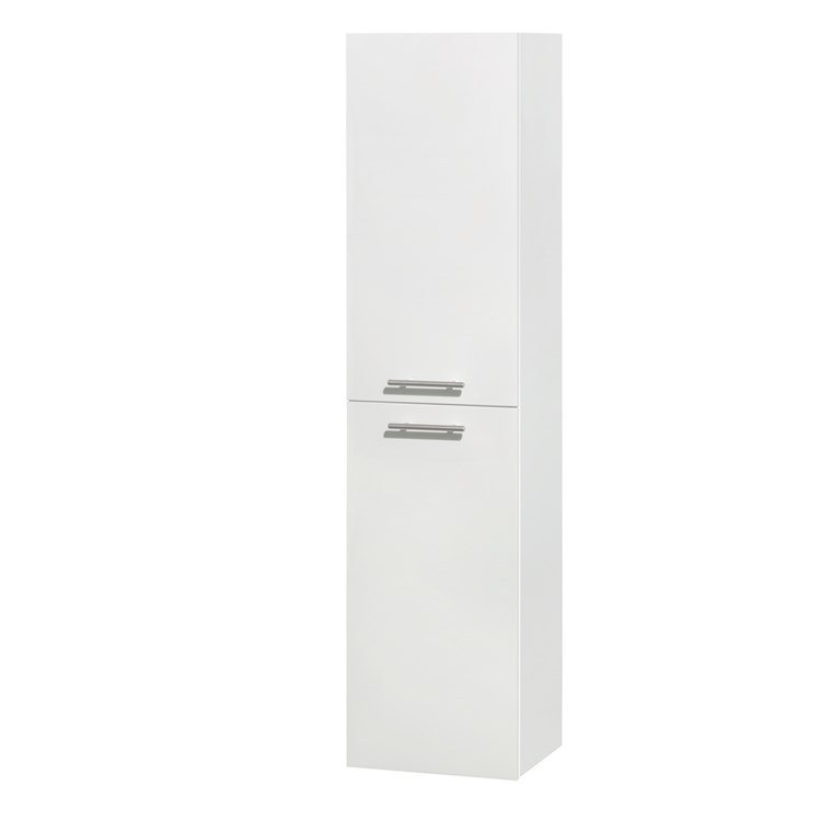 Amare Wall Cabinet - Glossy White WC-RYV205-WHT