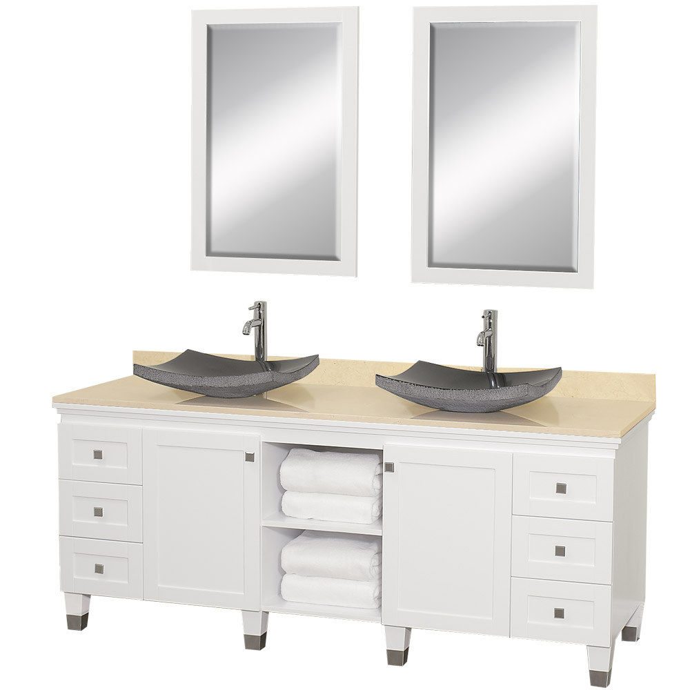 Premiere 72 Bathroom Double Vanity