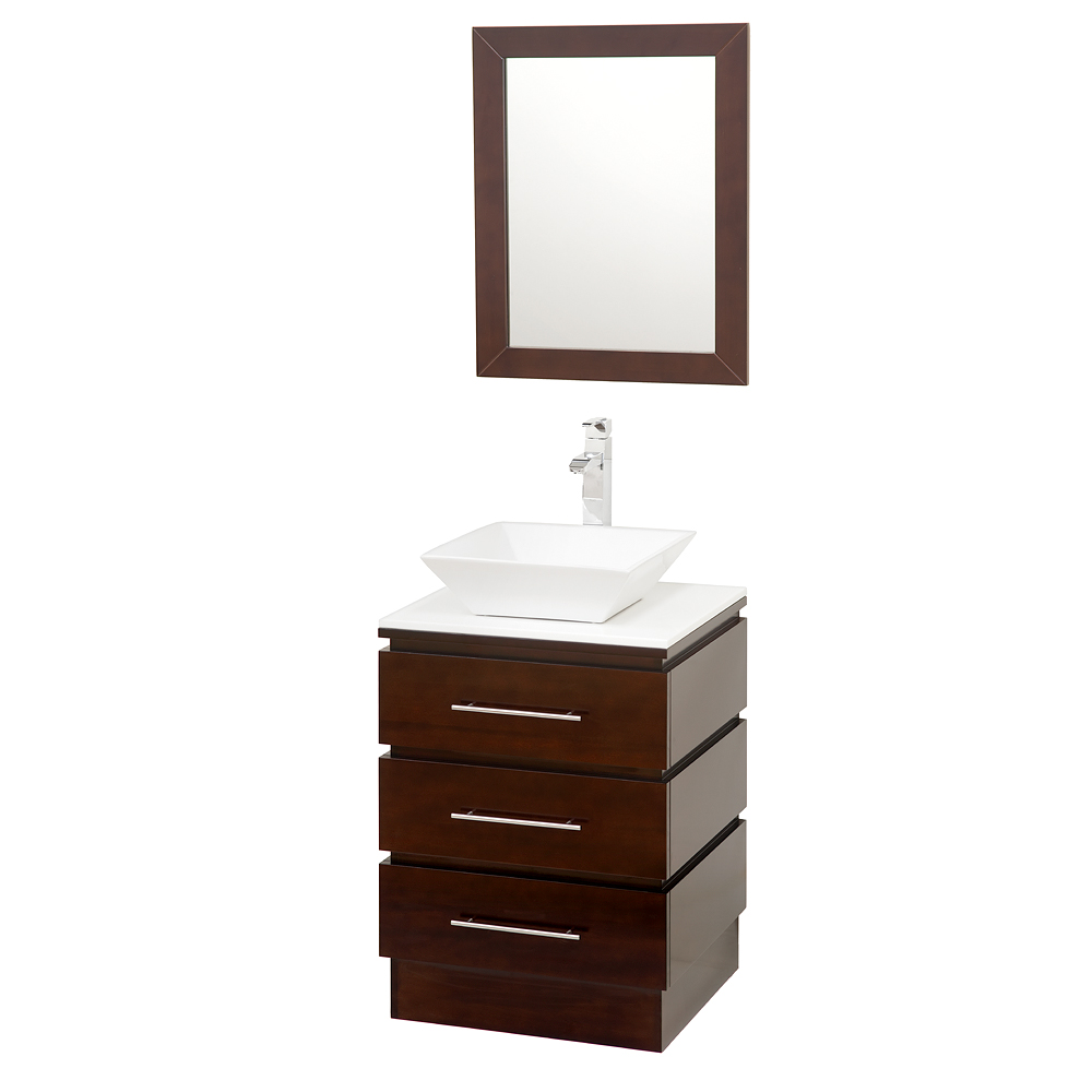 Rioni 22 Vanity Set Espresso Beautiful Bathroom Furniture For Every Home Wyndham Collection