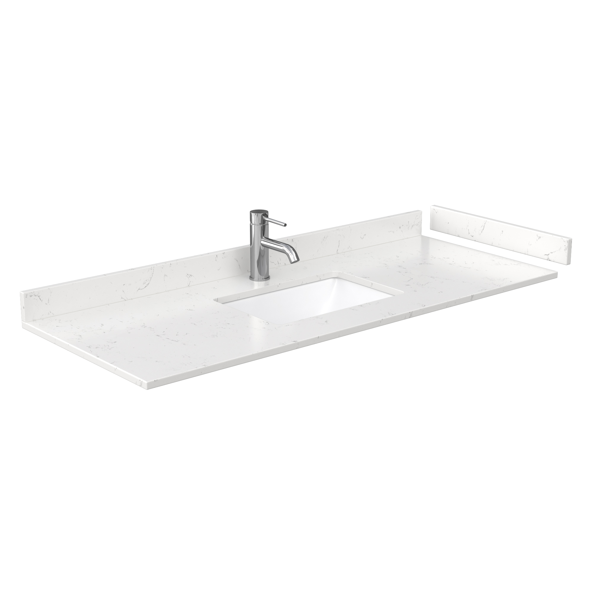 Beckett 54 Single Bathroom Vanity White Beautiful Bathroom Furniture For Every Home Wyndham Collection