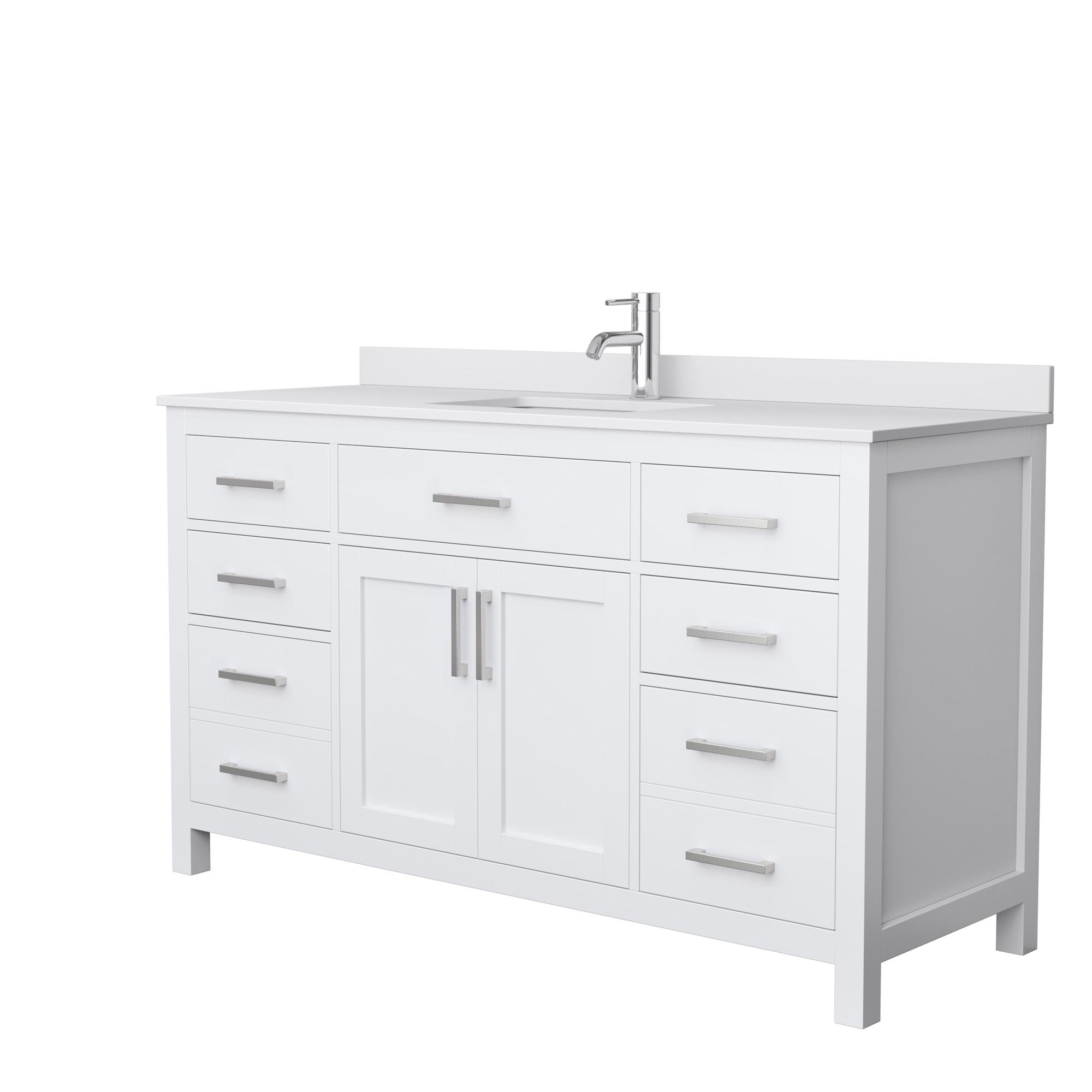 Beckett 60 Single Bathroom Vanity