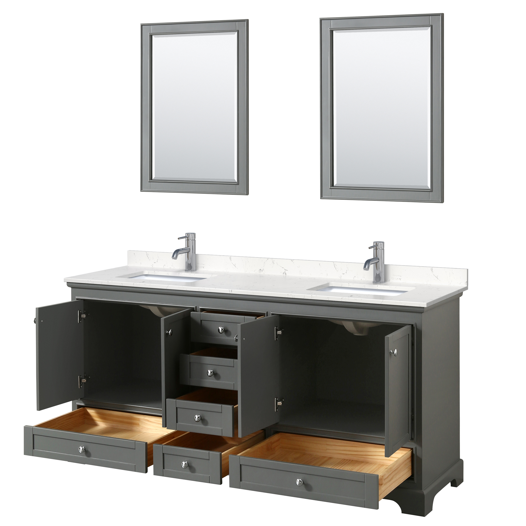 Power Hand Tools And 24 Inch Mirrors No Sinks Wyndham Collection Deborah 72 Inch Double Bathroom Vanity In White No Countertop Tools Home Improvement Bubt Edu Bd